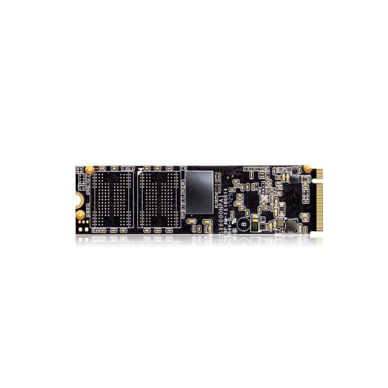 AData/威刚SSD SX6000NP 128GXPG主板固态硬盘 M.2接口2280 云南电脑批发推荐