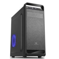 游戏风暴 优+ 电脑机箱 台式机主机机箱支持背线风冷游戏ATX机箱 昆明电脑商城