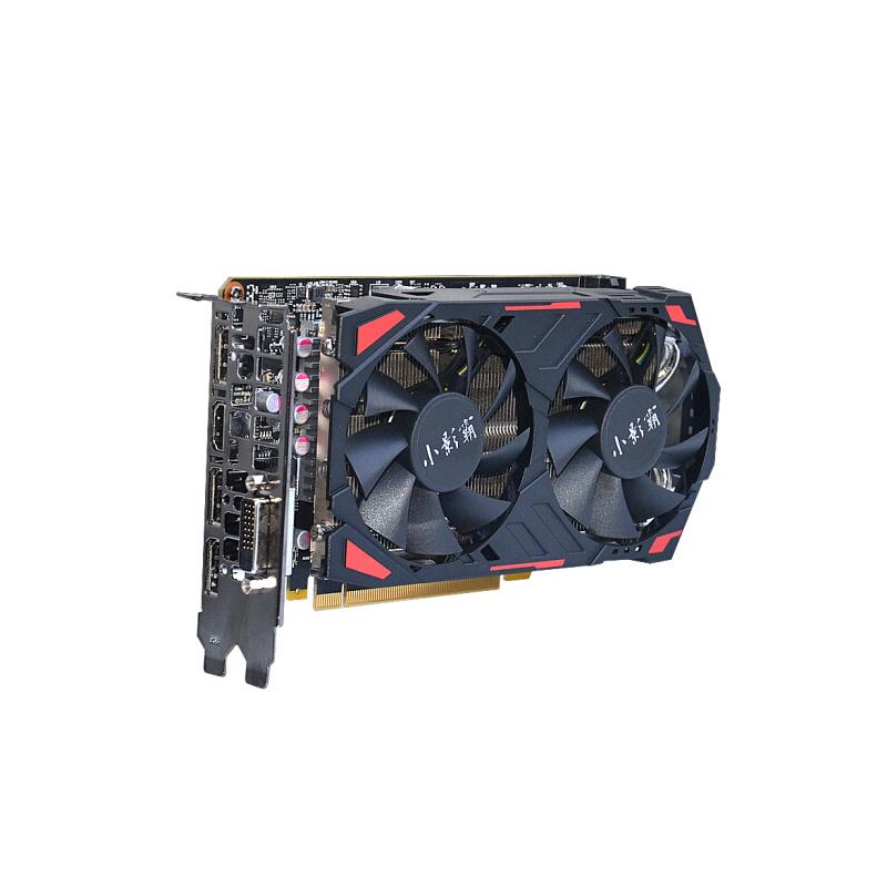 小影霸 (Hasee)GTX1060 3G GDDR5全新电脑台式显卡电竞游戏独立显卡 黑色 云南电脑批发推荐