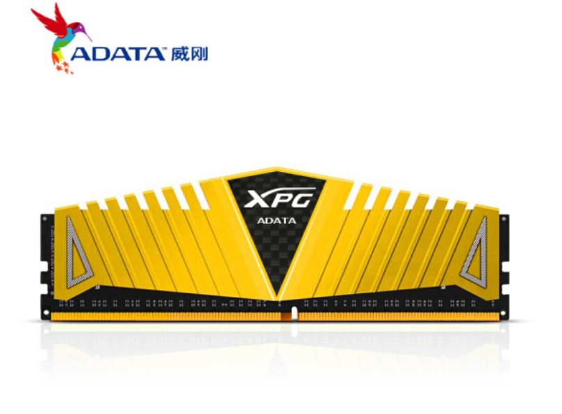 AData/威刚XPG 8G 3000 DDR4 金龙条 单条 台式机内存条 吃鸡 昆明电脑批发推荐