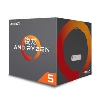 锐龙 AMD RYZEN 5 1600 AM4 六核12线程 R5 1600 盒装CPU处理器 云南电脑批发推荐