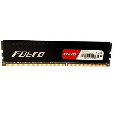 云南电脑批发 富尔迪 4G 1600 DDR3台式机游戏马甲内存条兼容1333 三年质保