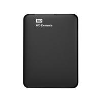 WD/西部数据 E元素 新元素 1TB/2TB 移动硬盘 usb3.0 高速