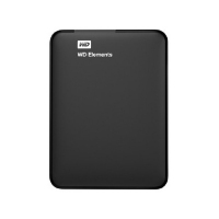 WD/西部数据 E元素 新元素 1TB/2TB 移动硬盘 usb3.0 高速 昆明硬盘批发