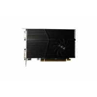 小影霸 GT710+厉影 2GB DDR3 64Bit PCI-E VGA+HDMI+DVI 彩包 BOM