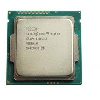 intel 英特尔四代LGA1150接口台式机CPU 酷睿 I3 4160