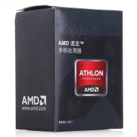 AMD 速龙系列 X4-860K 四核 FM2+接口 盒装CPU处理器