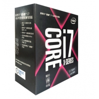 英特尔(Intel) i7 7800X 酷睿六核 盒装CPU处理器