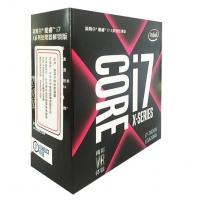 英特尔(Intel) i7 7820X 酷睿八核 盒装CPU处理器