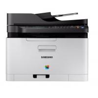 三星(SAMSUNG)SL-C480FW无线彩色激光打印机一体机(打印 复印 扫描传真)wifi网络
