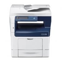 富士施乐(Fuji Xerox)DocuPrint M455df 黑白网络多功能一体机