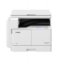 佳能(Canon)iR2204L A3黑白激光数码复合机(单机打印/复印)主机+稿台盖板