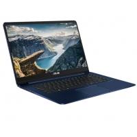 华硕(Asus)U5100UQ 7100轻薄便携笔记本4G256G固态GT940MX(U5100UQ7100皇家蓝指纹)(独显)