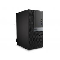 戴尔(DELL) OptiPlex 5050MT商用办公台式机电脑主机整机 大机箱 19.5英寸显示器E2016HV 定制i5-7500/4G/1T+256G/2G独显