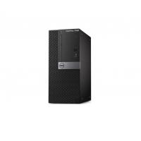 戴尔(DELL) OptiPlex7050MT商用台式电脑主机 i7高配定制版 单主机-无显示器 i7-7700 16G1T+256G固态 2G独显