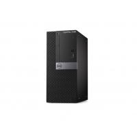 戴尔(DELL) OptiPlex7050MT 商用办公台式电脑整机 i5-7500 单主机 i5-7500 8G1T 集成显卡