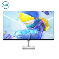 戴尔(DELL) S2718D 27英寸纤薄四面窄边框2K高分辨率HDR 背光不闪IPS屏显示器 银色