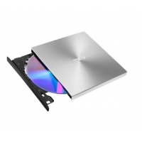 华硕(ASUS) SDRW-08U9M-U 外置便携式DVD刻录光驱 兼容苹果MAC系统 SDRW-08U9M-U银色