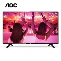 AOC 32英寸LED平板液晶电视机 电脑液晶显示器两用 LE32M3776