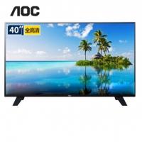 冠捷(AOC)40英寸1080P高清LED液晶平板电视机/可做显示器  官方标配