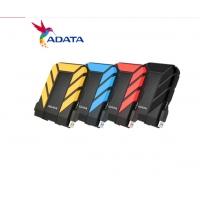威刚(ADATA) HD710P移动硬盘 3.0 usb3.1 威刚硬盘1tb 2tb三防设计 1TB