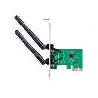 TP-LINK 台式机电脑专用内置PCI-E插口无线网卡 支持模拟AP TL-WN881N 单频300M
