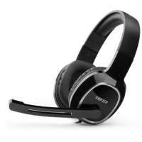 漫步者(EDIFIER) K815电脑耳机头戴式 手机游戏耳机重低音带麦克风