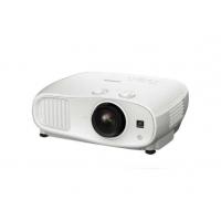 送高清幕 EPSON 爱普生 CH-TW6700W 投影机1080P全无线高清家庭影院 投影仪 官方标配+翻页笔
