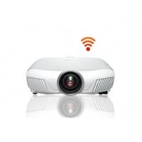 爱普生(EPSON)投影仪家用3D高清1080p家庭影院投影机 CH-TW8300(高对比度 1080P) 标配+经科100英寸高清窄边画框幕
