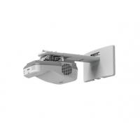 爱普生(EPSON) 投影仪 超短焦 教育会议投影机 CB-595WI(3300流明 WXGA手指互动) 官方标配+送吊架