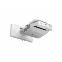 爱普生(EPSON)CB-680 投影仪 投影机 商用 办公 教育 (3500流明 高清超短焦 支持手机同步 免费上门安装)