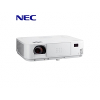 NEC 投影机 商务办公教学培训便携 HDMI高清家用高清 投影仪 NP-M403X+(4000流明工程办公XGA) 官方标配+84英寸电动幕布