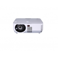 NEC NP-CR5450H 办公 投影机 投影仪(1080P分辨率 4500流明 HDMI 1.7 NP-CR5450H 官方标配