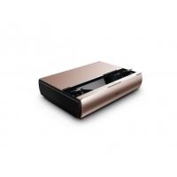 坚果(JmGO)SA激光投影机 1080P 全高清 家庭影院 超短焦 激光 家用 办公 手机 投影仪