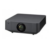 索尼(SONY)投影仪 高清工程 激光投影机 VPL-F635WZ (6300流明 宽屏激光) 官方标配