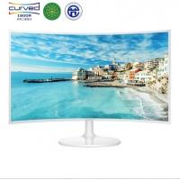三星(SAMSUNG)27英寸1800R曲面 广视角微边框 HDMI高清接口 电脑液晶显示器 (C27F391FHC