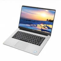 华为笔记本电脑MateBook D超轻薄本15.6英寸2018新款商务办公学生娱乐多用款  i5/8G/1T+128G固态 MX150-2G独显 银