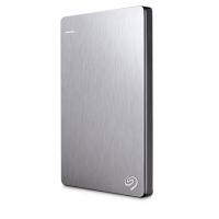 希捷(Seagate)4TB 移动硬盘 Plus睿品 2.5英寸 金属拉丝外壳 轻薄便携