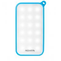 ADATA/威刚 D8000L 8000M毫安充电宝手机通用移动电源防水防尘 蓝色