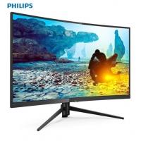 飞利浦(PHILIPS)显示器 322M7C 32英寸144Hz曲面显示器 1ms游戏电竞电脑显示器