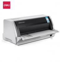 得力(deli)DL-690K 针式打印机 发票/单据/快递单打印机(110列平推式)
