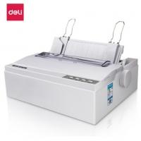 得力(deli)DL-590K 针式打印机 发票/单据/快递单打印机(80列卷筒式)