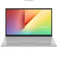 华硕(ASUS)顽石Y406UA8250 14英寸全面屏超轻薄商务办公本学生娱乐游戏笔记本电脑 银色 i5-8250U/8G/256G/集显