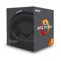 AMD Ryzen5 1600X六核12线程锐龙R5台式机电脑盒装CPU处理器