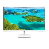 飞利浦(PHILIPS)271E1SCW 27英寸显示器 1500R曲面 75Hz游戏电竞电脑显示屏