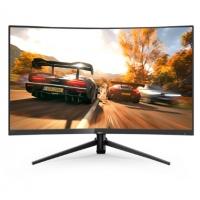 飞利浦(PHILIPS) 322M7C 32英寸显示器 曲面屏144Hz 1ms游戏电竞电脑显示器
