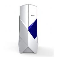 QDI科迪亚大圣归来 全侧透光 水冷ATX 游戏背线个性电脑台式机机箱 白色