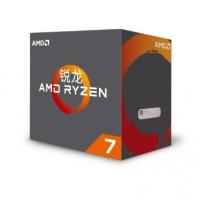 AMD 锐龙 R7-1700X 处理器 (r7) 8核AM4接口 3.8GHz 盒装CPU