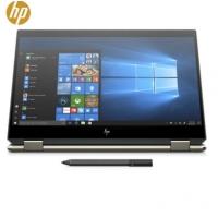 惠普(HP) Spectre x360 15-DF0011TX 15.6英寸轻薄翻转笔记本电脑变形本 I7-8750H 16G 1T SSD GTX1050Ti win10 集显