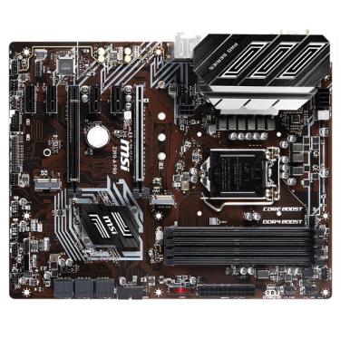 微星Z390-A PRO 主板 LGA 1151 云南微星总代